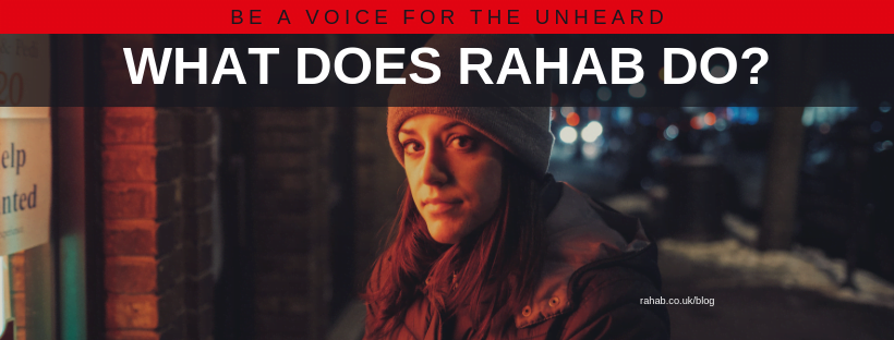 What Does Rahab Do?