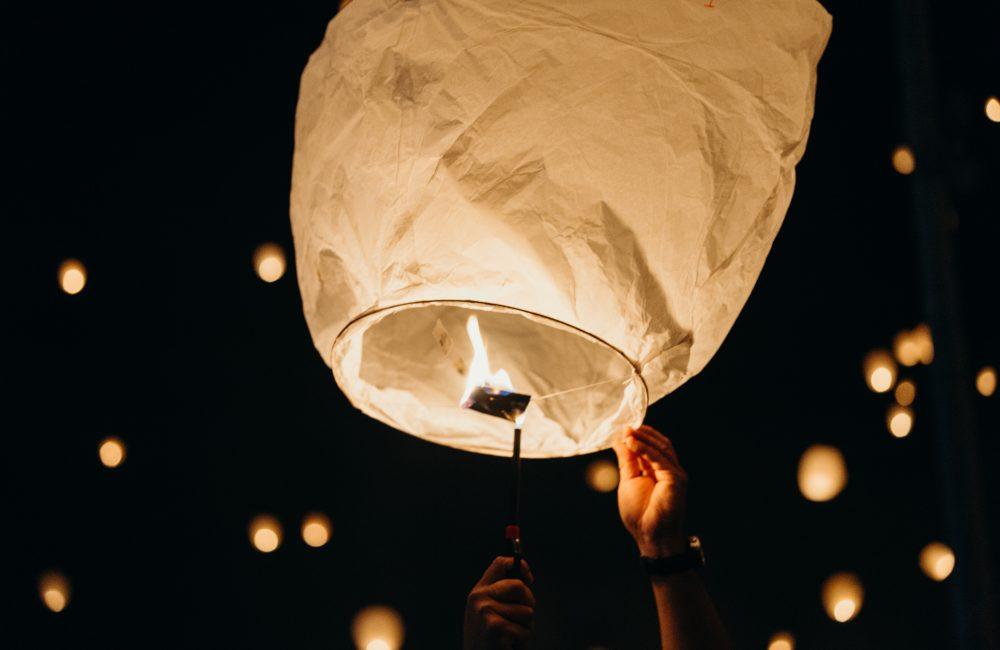 Image of a lantern